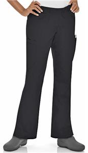 Landau Womens Modern 6 Pocket Cargo Flare Pants