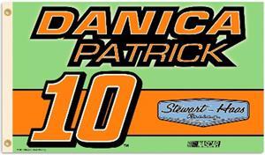 Danica Patrick #10 NASCAR 3' x 5' Flag