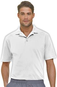 Landau Unisex High-Performance Pique Polo