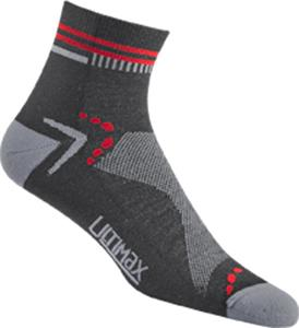 Wigwam Single Trax Pro Qr Length Trail Adult Socks