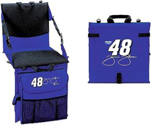 Jimmie Johnson #48 Cooler Cushion with Seat back