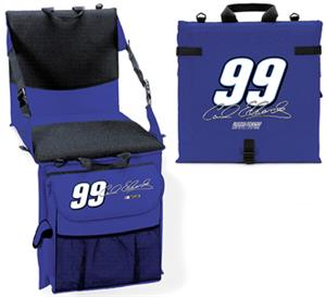 Carl Edwards #99 Cooler Cushion with Seat back