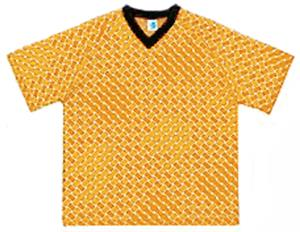 Pre-#ed ARENA Soccer Jerseys ORANGE W/WHITE #'s