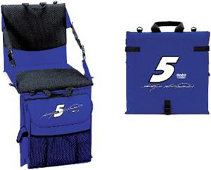 Kasey Kahne #5 Cooler Cushion with Seat back