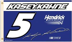 Kasey Kahne #5 NASCAR 3' x 5' Flag