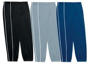 Women&#39;s Low Rise Softball Pants w/Piping-Closeout