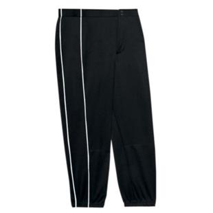 Women's Low Rise Softball Pants w/Piping-Closeout