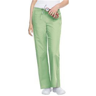 Landau ScrubZone Women's Flare Leg Scrub Pants