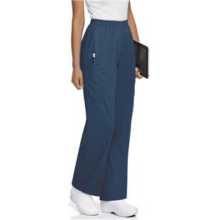 Landau ScrubZone Women's Cargo Scrub Pants