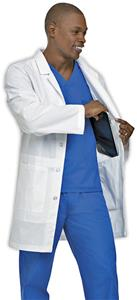 Landau Men's Notebook Lab Coat