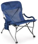 Picnic Time Extra Wide Champ Chair