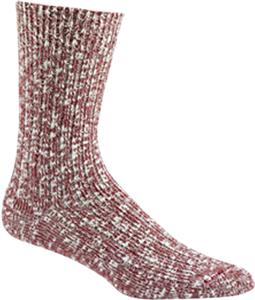 Wigwam Cypress Crew Length Ragg Wool Look Socks