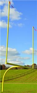 Jaypro Max-1 HS Football Goals 30' Upright W/LP