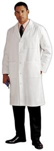 Landau Men's Traditional Lab Coat