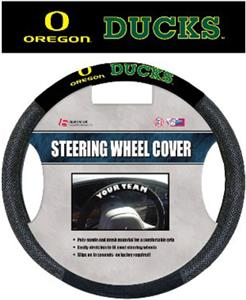 COLLEGIATE Oregon Ducks Steering Wheel Cover