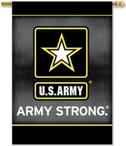 "BSI U.S. Army 2-Sided 28"" x 40"" Banner"