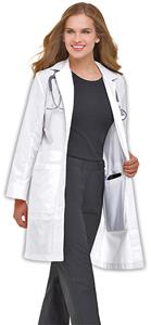 Landau Women's Traditional Notebook Lab Coat