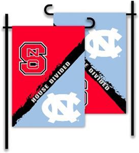 COLLEGIATE N. Carolina - Nc St. House Divided Flag