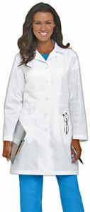 Landau Women's J-Pocket Lab Coat
