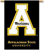 "COLLEGIATE Appalachian St 2-Sided 28"" x 40"" Banner"