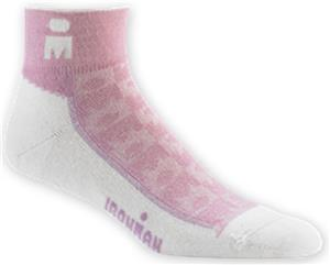 Wigwam Ironman M-Dot Pro Quarter Adult Socks