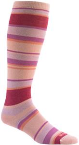 Wigwam Pink Katie Knee High Casual Women's Socks
