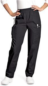 Landau Misses & Women's Cargo Elastic Waist Pants