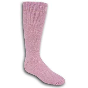 Wigwam Pink Youth Snow Tot Knee Length Socks