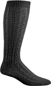 Wigwam Cable Knee High Length Casual Youth Socks