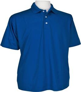 Bermuda Sands Men's Bahama Short Sleeve Polo