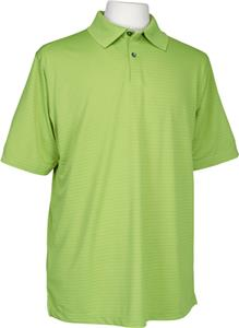 Bermuda Sands Men's Shadow Short Sleeve Golf Shirt