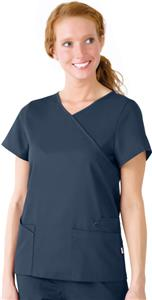 Urbane Ultimate Women's Sophie Crossover Scrub Top