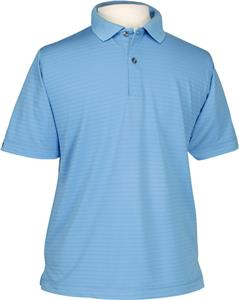 Bermuda Sands Youth Shadow Short Sleeve Golf Shirt