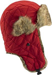 Wigwam Flap Jack Winter Caps/Hats with Faux Fur