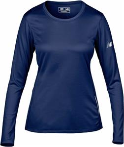 New Balance Tempo Ladies Long Preformance T-shirt