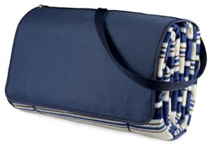 Picnic Time Outdoor Blanket Tote