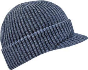 Wigwam Marled Visor Winter Beanie Caps/Hats