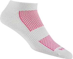 Wigwam Pink Featherlite Low-Cut Adult Socks