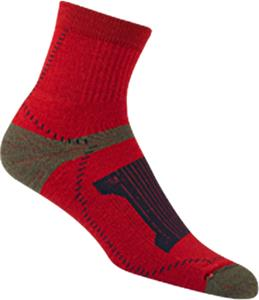 Wigwam Outlast Trail Quarter Length Adult Socks