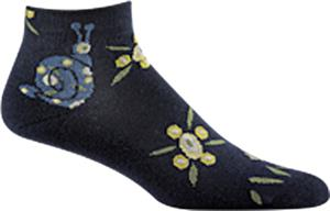 Wigwam Escargot Quarter Length Women's Socks