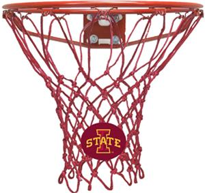 Krazy Netz Red Iowa State Univ Basketball Net