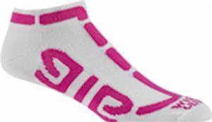 Wigwam Pink Turbo Pro Low-Cut Adult Socks