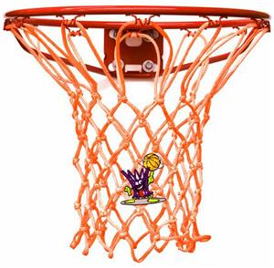 "Krazy Netz Colored Basketball Nets with ""KN"" Logo"