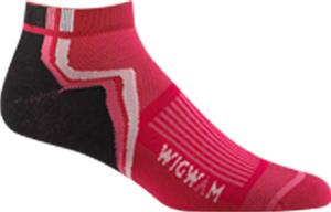 Wigwam Pink Pegasus Pro Low-Cut Adult Socks