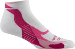 Wigwam Pink Venti Pro Low-Cut Adult Socks