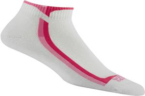 Wigwam Pink Run Lite Pro Low-Cut Adult Socks