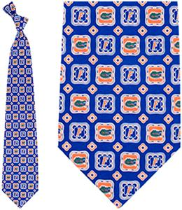 Eagles Wings NCAA Florida Gators Tie Medallion
