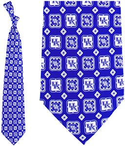 Eagles Wings NCAA Kentucky Wildcats Tie Medallion