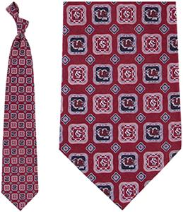 Eagles Wings NCAA South Carolina Tie Medallion