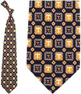 Eagles Wings NCAA Tennessee Tie Medallion